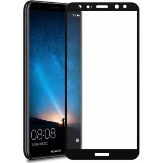 3D Full Face Tempered Glass Black for Huawei Mate 20 Lite