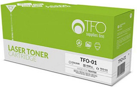 TFO TONER H-85AC ΣΥΜΒΑΤΟ ΜΕ HP CE285A 1.6K