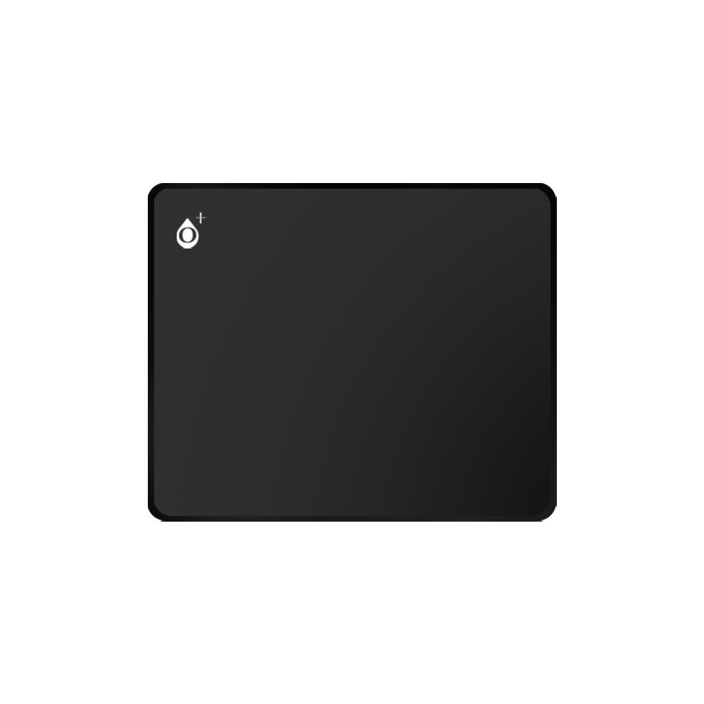 Mouse pad One Plus M2936, 245 x 210 x 1.5mm, μαύρο